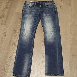 Buffalo david bitton jeans slim/straight/stretch